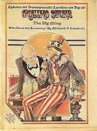 Rolling Stone Magazine June 6, 1974 Magazine