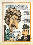 Rolling Stone Magazine March 16, 1972 Magazine