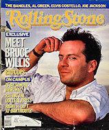 Rolling Stone Magazine March 27, 1986 Magazine