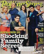 Rolling Stone Magazine March 29, 2001 Magazine