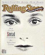 Rolling Stone Magazine March 7, 1991 Magazine