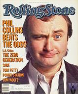 Rolling Stone Magazine May 23, 1985 Magazine