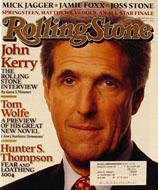 Rolling Stone Magazine November 11, 2004 Magazine