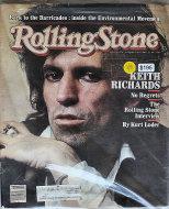Rolling Stone Magazine November 12, 1981 Magazine
