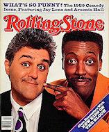 Rolling Stone Magazine November 2, 1989 Magazine