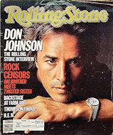 Rolling Stone Magazine November 7, 1985 Magazine