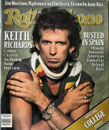 Rolling Stone Magazine October 06, 1988 Magazine