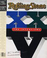 Rolling Stone Magazine October 15, 1992 Magazine