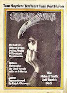 Rolling Stone Magazine October 26, 1972 Magazine