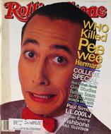 Rolling Stone Magazine October 3, 1991 Magazine