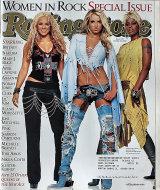Rolling Stone Magazine October 31, 2002 Magazine