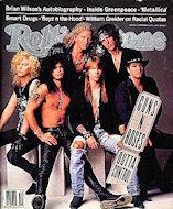 Rolling Stone Magazine September 05, 1991 Magazine