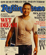 Rolling Stone Magazine September 21, 2006 Magazine