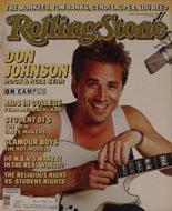 Rolling Stone Magazine September 25, 1986 Magazine