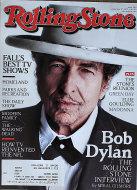 Rolling Stone Magazine September 27, 2012 Magazine