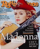 Rolling Stone Magazine September 28, 2000 Magazine