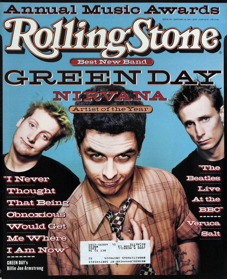 Rolling Stone No. 700