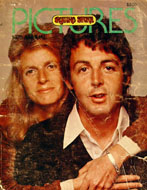Rolling Stone Pictures 1975 Annual Book