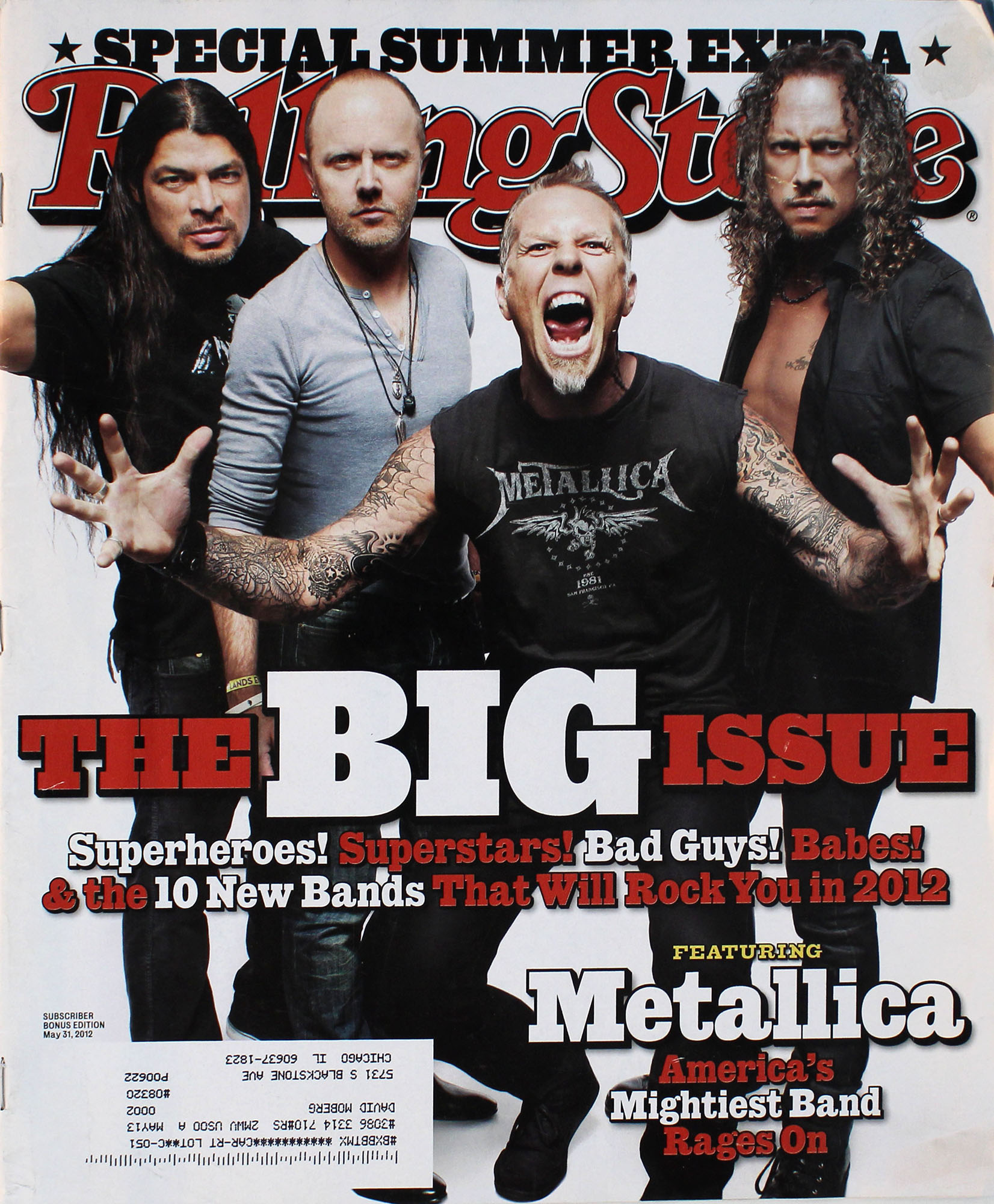 Rolling Stone Special Summer Extra