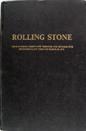 Rolling Stone Book
