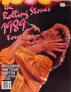 Rolling Stones 1989 Tour Magazine