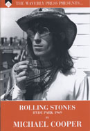 Rolling Stones  Hyde Park 1969 Book