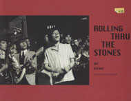 Rolling Thru The Stones Book