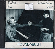 Ron Blake & Christina Correa CD