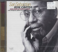 Ron Carter / Golden Striker Trio CD