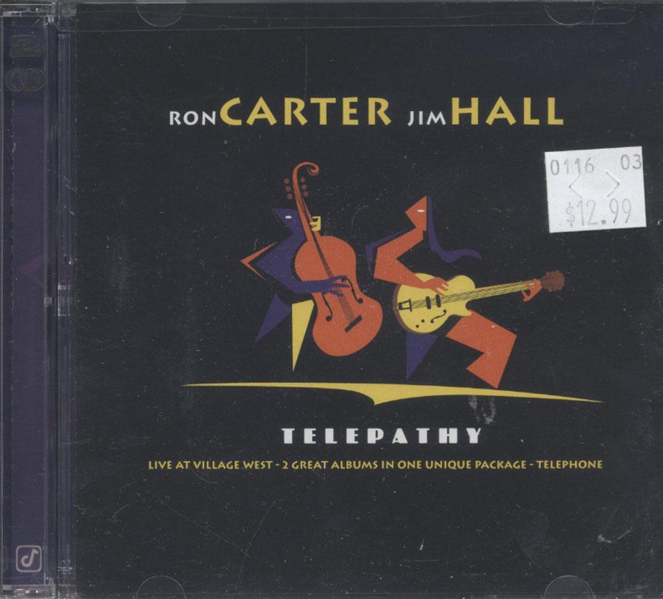 Ron Carter / Jim Hall CD
