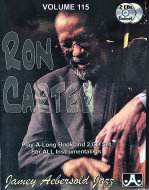 Ron Carter Volume 115 Book