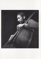 Ron Carter Postcard