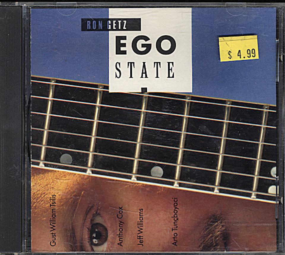 Ron Getz CD