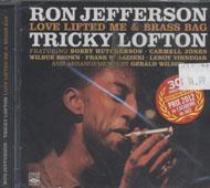Ron Jefferson / Tricky Lofton CD
