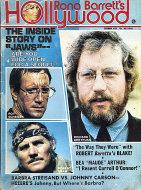 Rona Barrett Magazine December 1975 Magazine