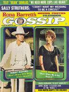 Rona Barrett Magazine October 1974 Magazine