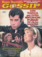 Rona Barrett's Gossip Vol. 6 No. 10 Magazine