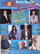 Rona Barrett's Hollywood Super Special Vol. 2 No. 1 Magazine