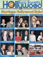 Rona Barrett's Hollywood Vol. 10 No. 1 Magazine