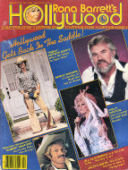 Rona Barrett's Hollywood Vol. 11 No. 6 Magazine