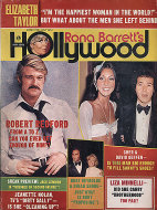 Rona Barrett's Hollywood Vol. 5 No. 11 Magazine