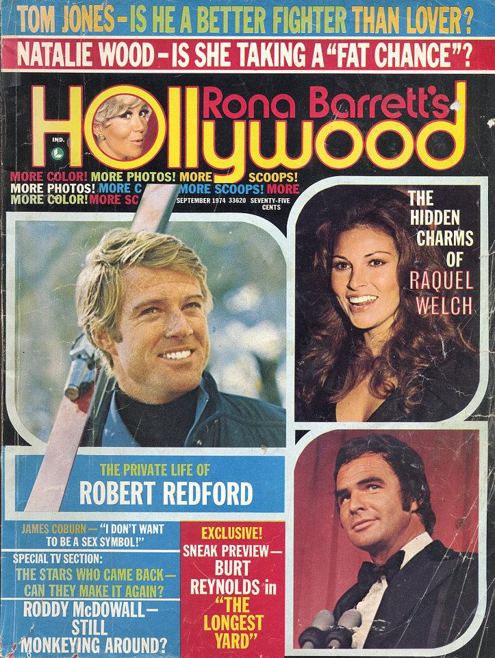 Rona Barrett's Hollywood Vol. 6 No. 1