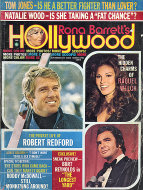 Rona Barrett's Hollywood Vol. 6 No. 1 Magazine