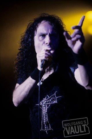 Ronnie James Dio Fine Art Print