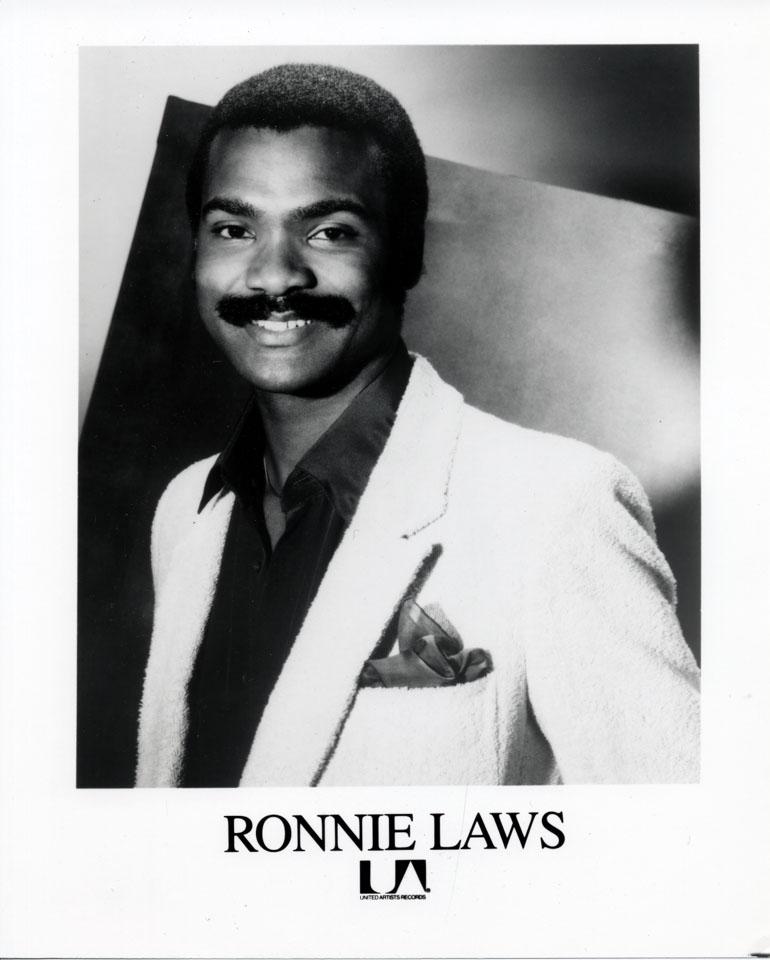 Ronnie Laws Promo Print