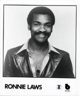 Ronnie Laws Promo Print