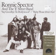 """Ronnie Spector and the 'E' Street Band Vinyl 7"""" (New)"""