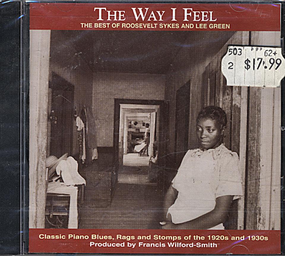 Roosevelt Sykes and Lee Greene CD
