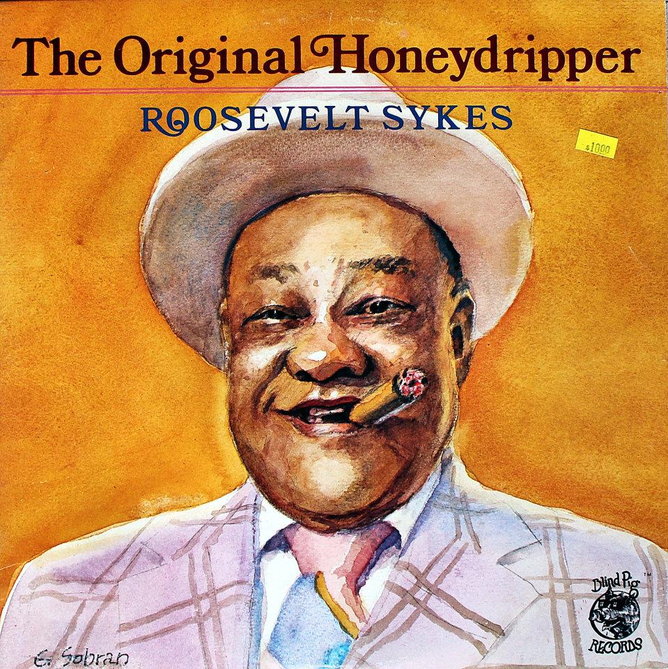 "Roosevelt Sykes Vinyl 12"" (Used)"