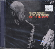 Roscoe Mitchell & the Note Factory CD